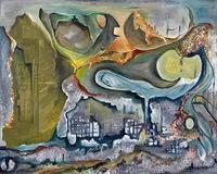 Современная абстрактная живопись
