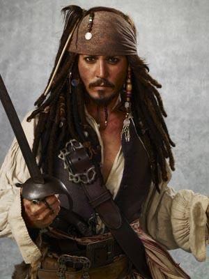 пиратские фотообои: