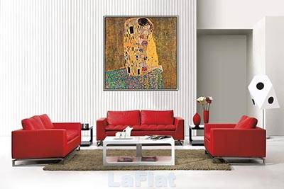 Постеры живопись в дизайне интерьера гостиной
